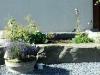 Gavelrabatten planterad